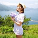 카카오톡 허윤미 테마 by 삼호 icon