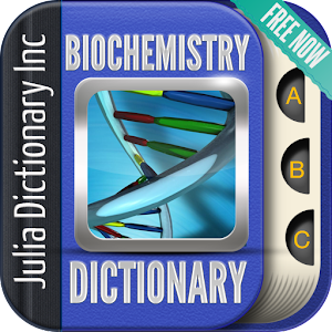 Biochemistry Dictionary 醫療 App LOGO-硬是要APP