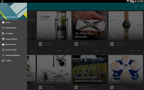 PaperBoy - Offline News Reader - screenshot thumbnail