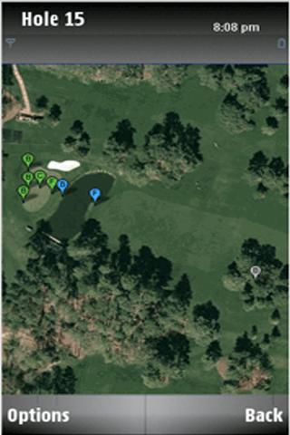 WeGolf Golf GPS - screenshot