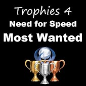 Trophies 4 NFS Most Wanted