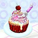 Cupcake Maker Deluxe logo
