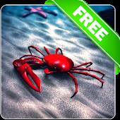 Beach Crab Free live wallpaper APK for Bluestacks