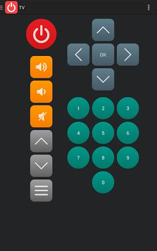Universal TV Remote 1.7.01 screenshots 8
