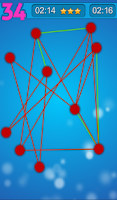Screenshot of Untangle The Rope Puzzle FREE