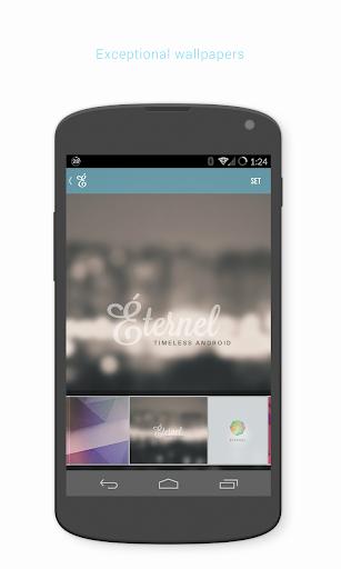 玩個人化App|Éternel Icon Pack免費|APP試玩