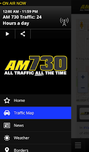 AM730 All Traffic All the Time- screenshot thumbnail