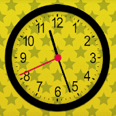 Analog Clock Color