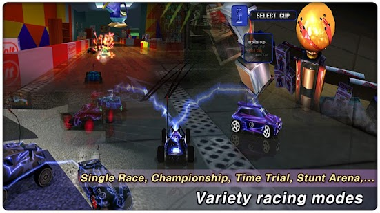 RE-VOLT Classic - 3D Racing Screenshot 32