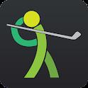Golfing Indian icon