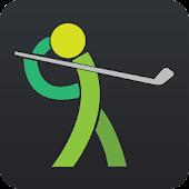 Golfing Indian
