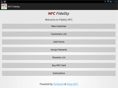 NFC Fidelity screenshot 6