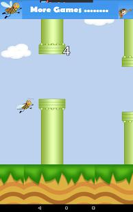 Flying Bee screenshot