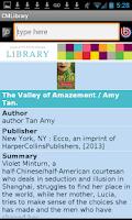 Screenshot of Charlotte Mecklenburg Library