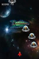 Screenshot of Alien Invasion: Space War Free