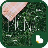 Picnic Buzz Launcher Theme
