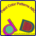 Paint Color Patterns ABC icon