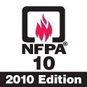 NFPA 10 2010 Edition icon