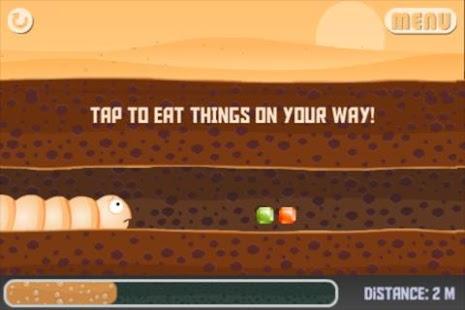 Desert Run - Worms- screenshot thumbnail