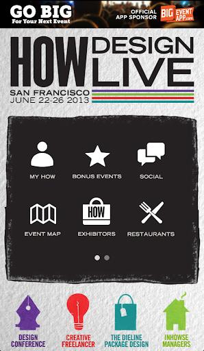 HOW Design Live 2013