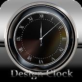 men'sDesignClockアナログ時計ウィジェット