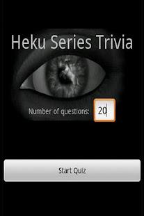 Heku Series Trivia 1 and 2- screenshot thumbnail