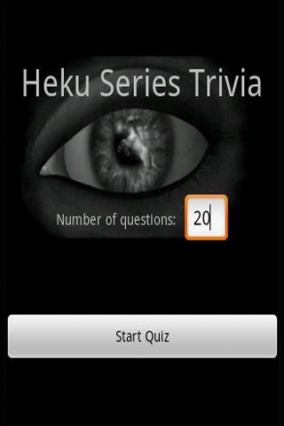 Heku Series Trivia 1 and 2- screenshot