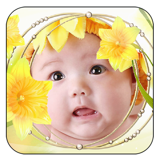 Super Kids Photo Frames 攝影 App LOGO-APP試玩