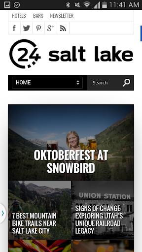 24 Salt Lake
