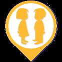 I'm Ok Mama - GPS tracker Lite icon