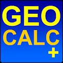 GEO CALC [ Phone / Tablet ] logo