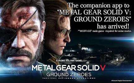 METAL GEAR SOLID V: GZ Screenshot 9