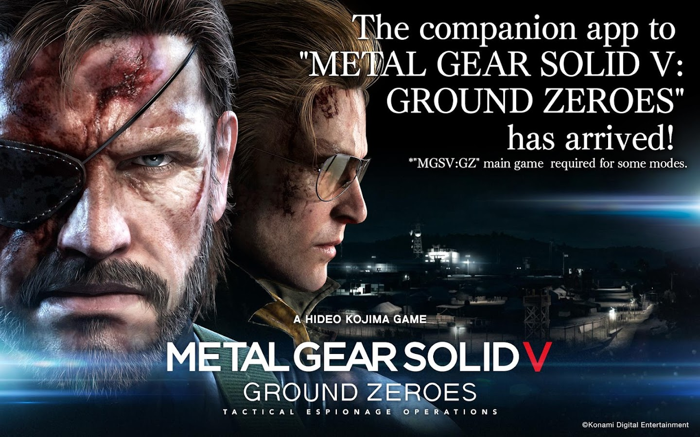 METAL GEAR SOLID V: GZ - screenshot