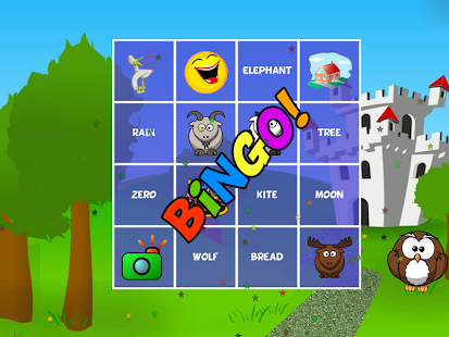 First Grade Learning Games - screenshot thumbnail