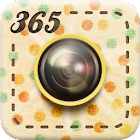 My365-photo calendar/diary app icon
