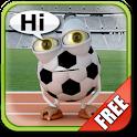 Talking Soccer Ball logo