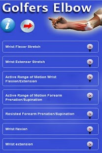 Golfers Elbow - screenshot thumbnail