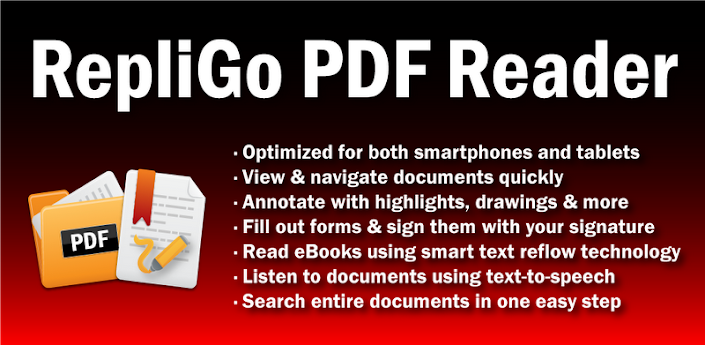 RepliGo PDF Reader apk