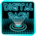 Digital Dash: A Dubstep Run icon