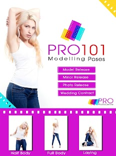 Pro 101 Modelling Poses- screenshot thumbnail