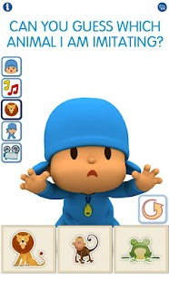 Talking Pocoyo Premium- screenshot thumbnail