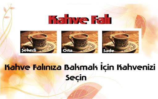 Kahve Falı - Fallar