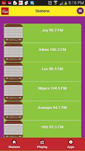 Joy FM Ghana Chat