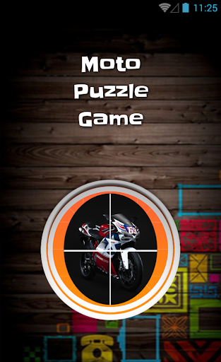 Bikes Slide Puzzle Game