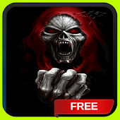 Evil Vampire Skull LWP