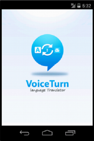 VoiceTurn FREE translation app