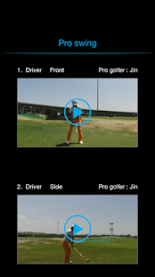 Uart Golf(Golf swing analysis)- screenshot thumbnail