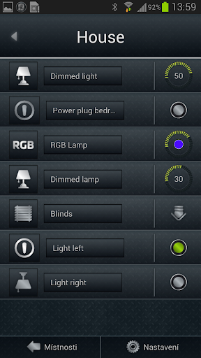 iNELS Home Control RF Mobile