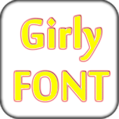 The Best Girl Fonts Galaxy