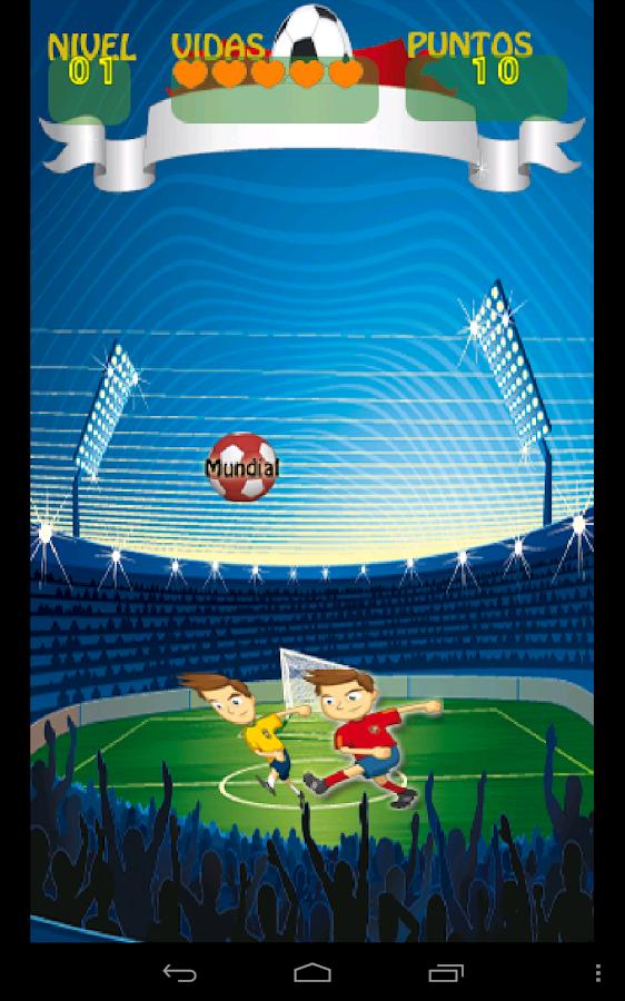 Balón Selección- screenshot